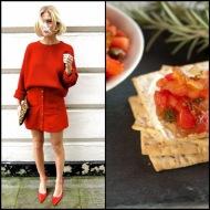 tasteful fashion: tomato marinade