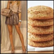 tasteful fashion: snickerdoodles